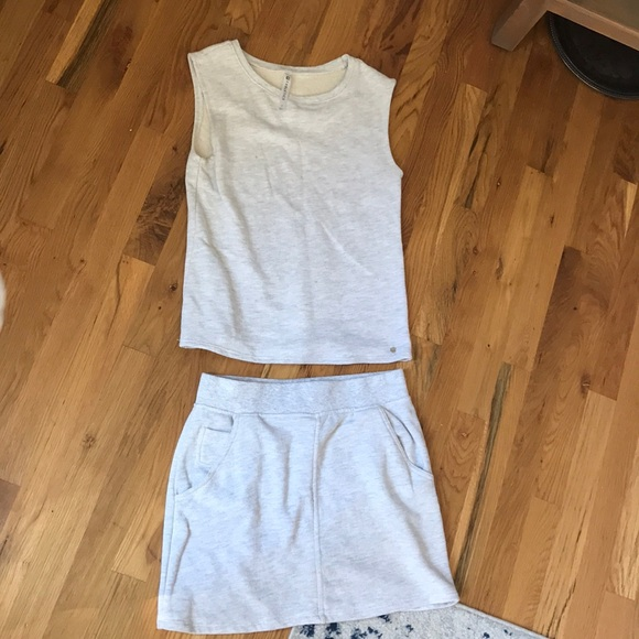 Fabletics Other - Terry Cloth Fabletics Set